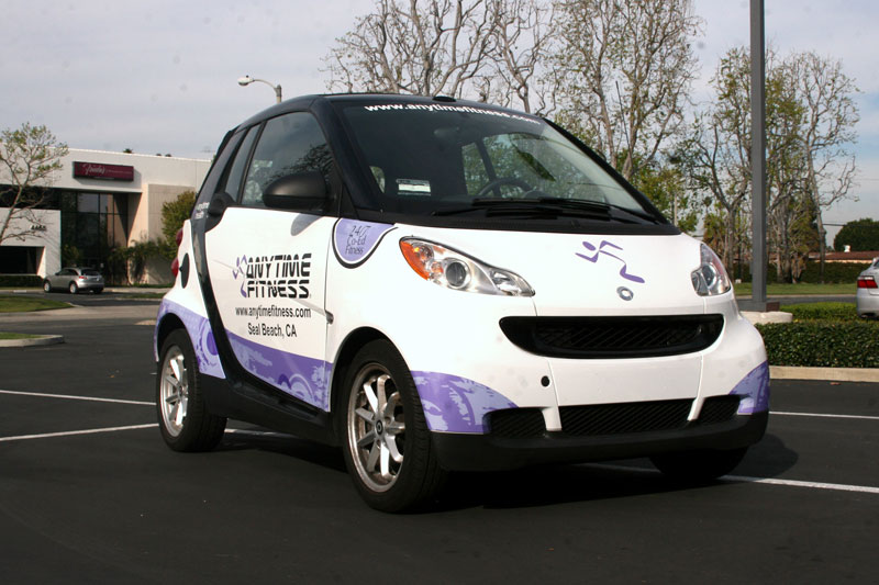Leased Smart Car Maintaince