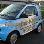 Smart Car Full Wrap