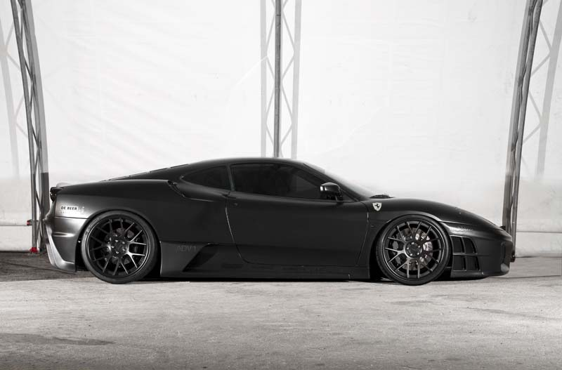 Get A Car With No Credit >> Matte Black Ferrari F430 | Orange County, CA