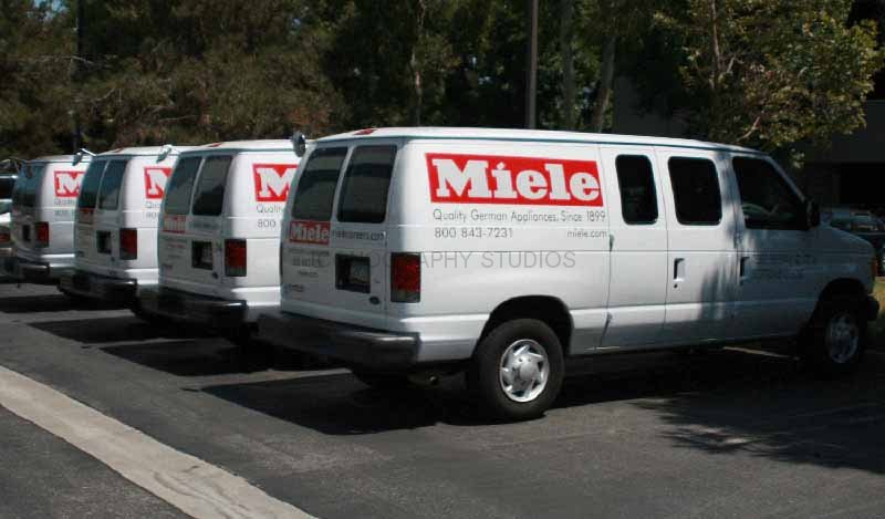 Fleet Graphics By Iconography Long Beach Orange County