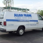 Plumbing fleet graphics