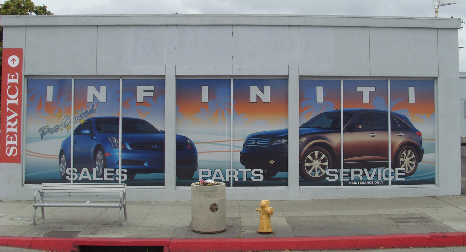 Vehicle Wraps, Custom Signs, Banners Los Angeles Long Beach