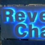 Reverse Channel Letters