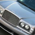 Bentley Wrap - Before