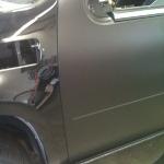 Matte Black Cadillac Escalade