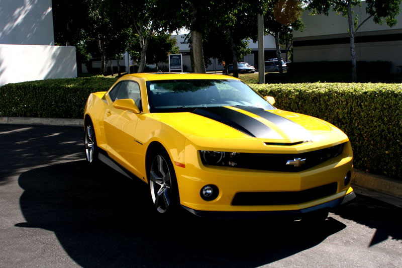 Racing Stripes for Chevrolet Camaro | Southern California