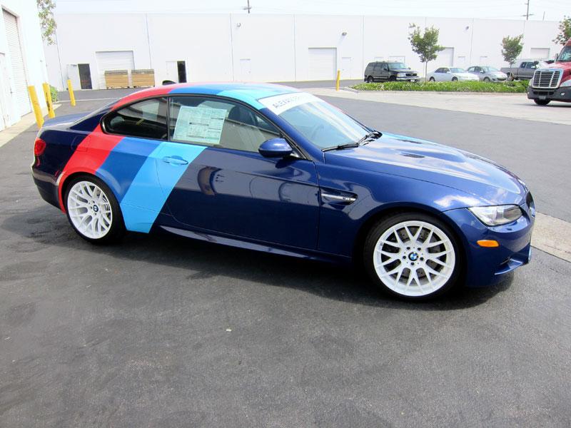 BMW Of Wilmington >> Racing Stripe Graphic Nick Alexander | Los Angeles