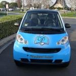 Smart Car Wrap