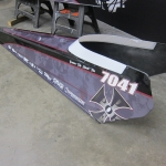 Jr Dragster Wrap