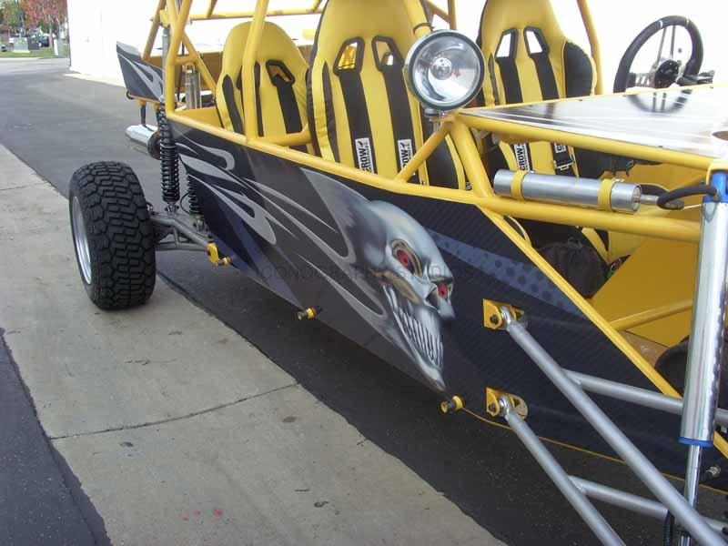 Custom Sand Rail Graphics