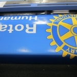 Rotary Trailer Wrap Print Production