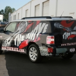 Street Surfing Custom Wrap Design