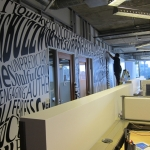 VH1 Custom Wall Wraps