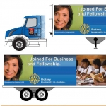 Custom Trailer Wrap Design by Iconography