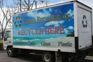 Picture-quality wrap on box truck