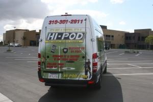 Sprinter Van Vehicle Wrap