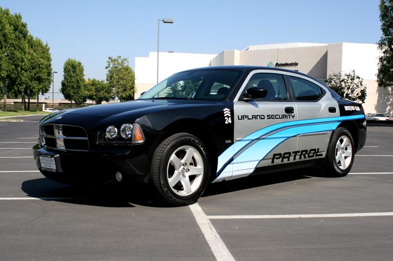 Partial Wrap For Upland Security