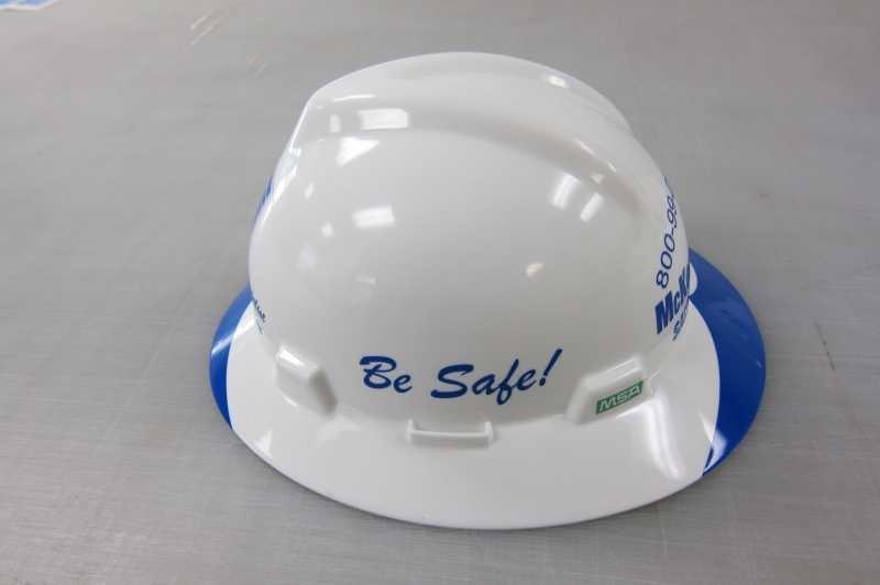 Toyota Santa Fe >> Custom Hard Hat Graphics, Santa Fe Springs CA