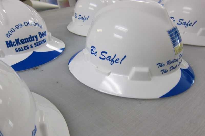 Custom Hard Hat Graphics Santa Fe Springs Ca
