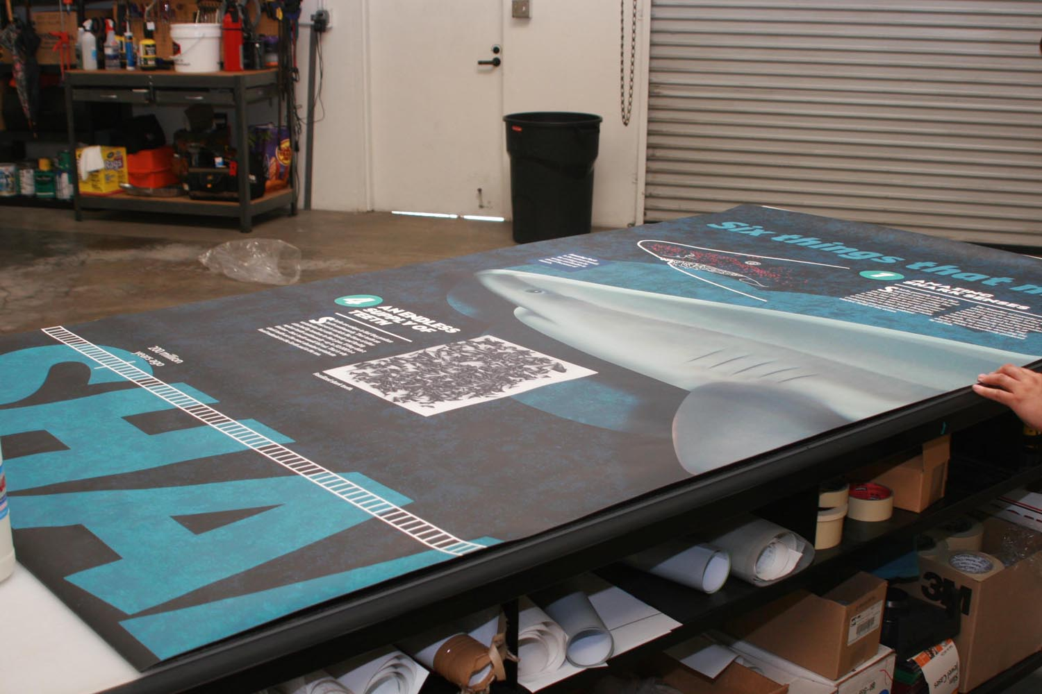 Large Format Digital Printing Long Beach