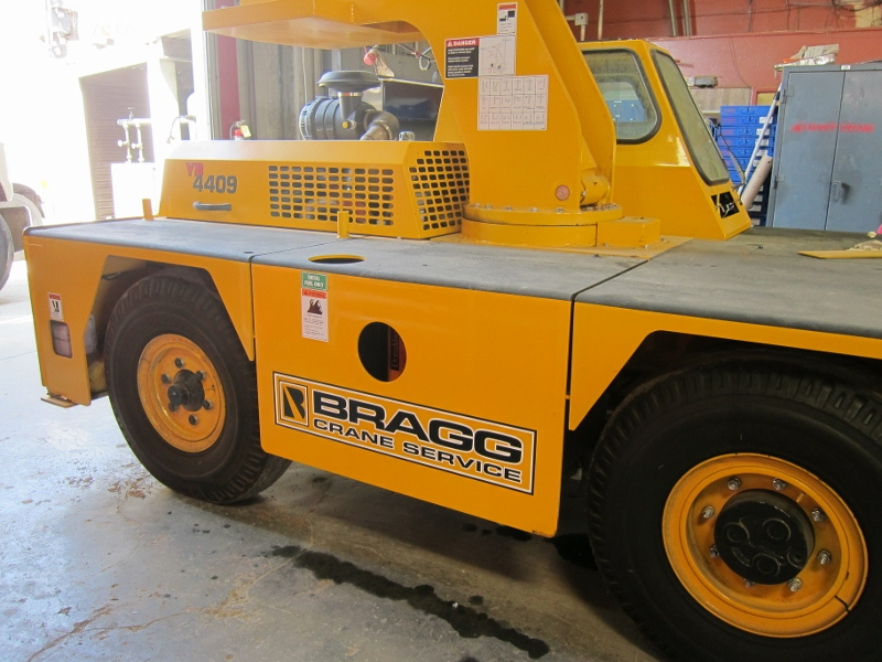Bragg Crane Service Long Beach Ca