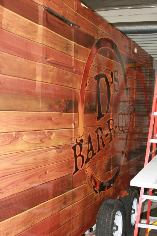 D's BBQ Food Truck Wrap Testimonial