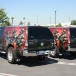 Toyota Tacoma Truck Wraps