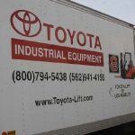Toyota Fleet Graphics