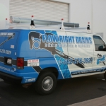 Custom Van Wrap