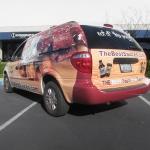 Partial Van Wrap