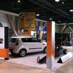 IconWrap Booth at Grand Prix