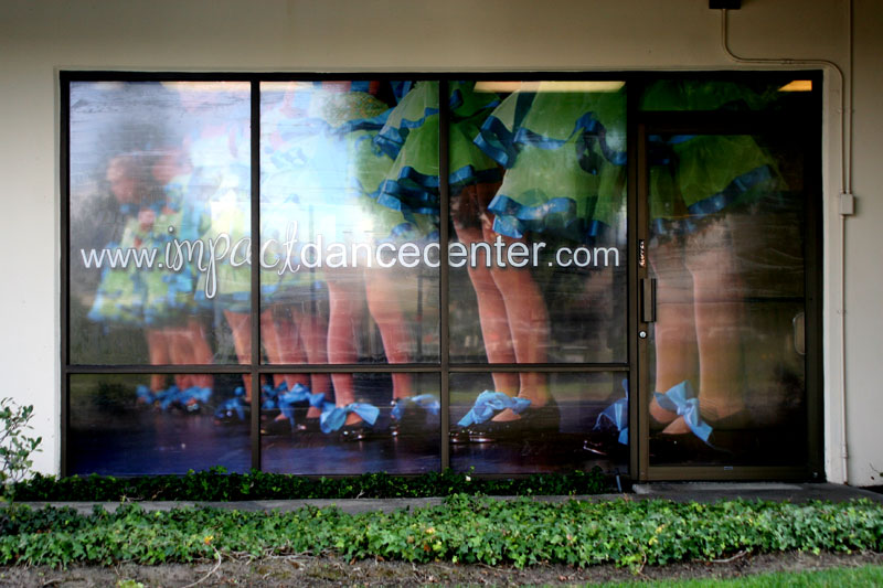 Credit One Application >> Window Wraps at Los Alamitos Dance Center
