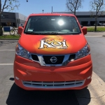 Nissan NV Van Wrap