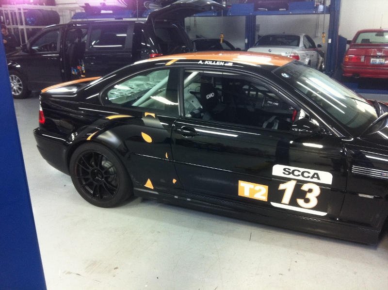 BMW M3 Racing Graphics