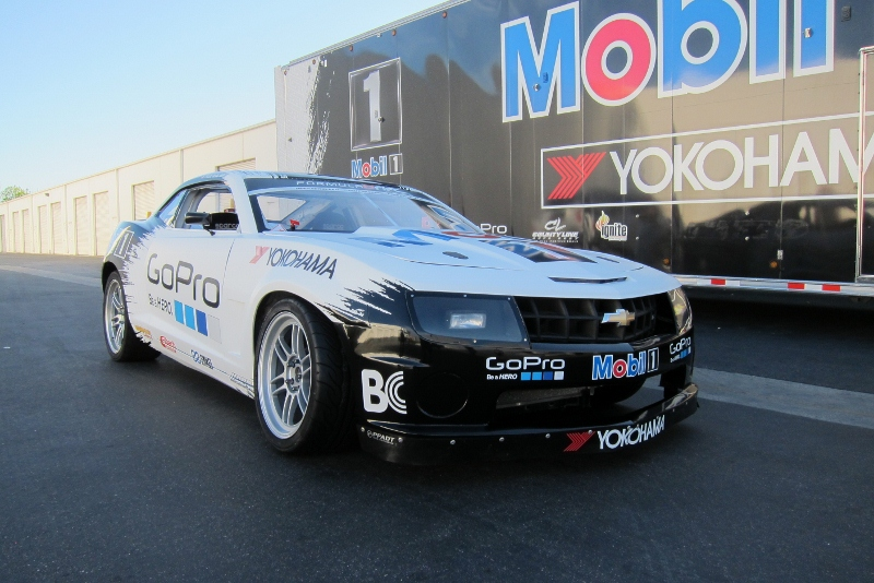 Mobil 1 Go Pro Formula Drift Graphics Long Beach Ca
