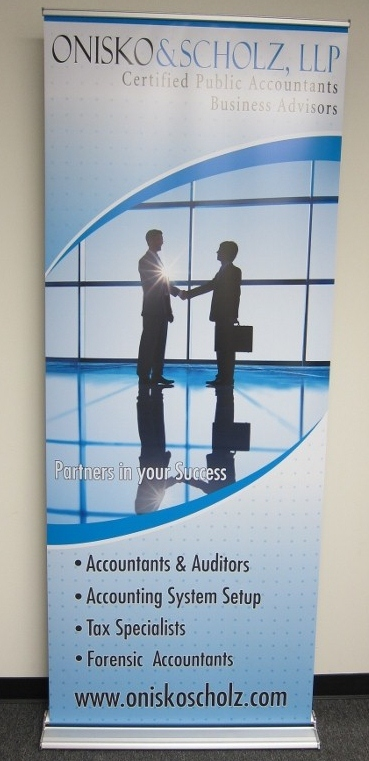 Retractable Banner Stands Long Beach Ca