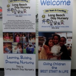 Double Sided Pop Up Banner