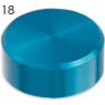 Turquoise Anodized