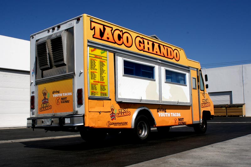 Food Truck Auto Insurance Gieco