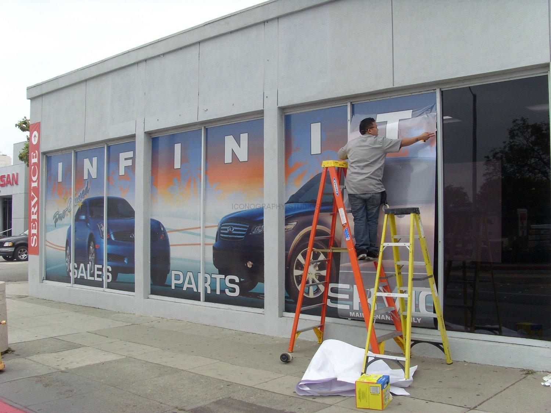 Santa Monica Nissan Cube Wrap Testimonial