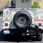 6_theonedollardifference_hummer_vehiclewrap_iconography