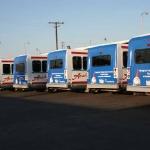 Fleet Bus Wraps