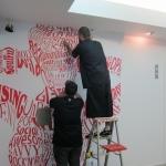 VH1 Custom Wall Wraps
