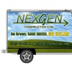 Custom Van Wrap Design by Iconography