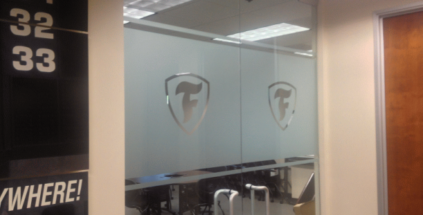 Etched Vinyl Logos For Conference Rooms Laguna Hills Ca