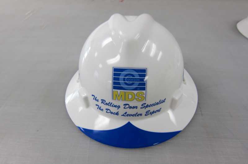 Custom Hard Hat Graphics Santa Fe Springs Ca