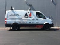 Sprinter Van Graphic Wrap