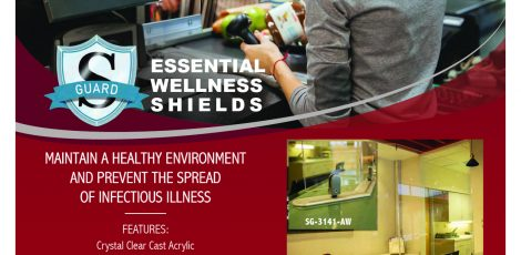 Sneeze Guards and Wellness Shields